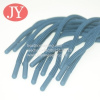 Buy cheap JiaYang high quality round athletic shoelace/cotton shoe laces with plastic tips from wholesalers