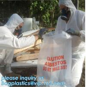Quality BIOHAZARD AUTOCLAVABLE,ASBESTOS, MEDICAL WASTE DISPOSAL SACKS, PATIENT BELONGING,SPECIMEN SAMPLING B for sale