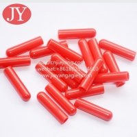 Quality high quality ABS/TPU palstc aglet round polyester rope with trackpant aglet tips for sale