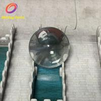 Quality Dia 30mm round shape PMMA material small fresnel lens,Led fresnel lens ,Round fresnel lens for LED light for sale