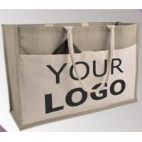 Quality JUTE TONE BOX TOTE,CINCH BAGS,JUTE SHOPPING BAGS,JUTE GIFT BAGS,JUTE FABRIC CONFERENCE BAGS,LAUNDRY for sale