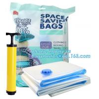 Quality STORAGE, ORGANIZATION, VACUUM STORAGE BAGS, ROLL-UP BAGS, HANGING BAGS, COMPRESSED BAGS, VAC PACK for sale