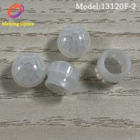 Buy cheap HDPE material dome fresnel lens,pir fresnel lens for human body infrared from wholesalers