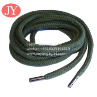 Quality Jiayang aglet metal aglet for hoodie string/painting color shoelace aglet/gold plated shoelace aglets for sale