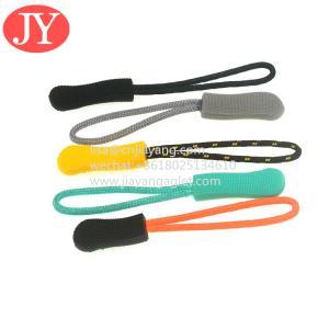 Quality Custom Silicone Rubber Bag Garment Handbag Zipper Pullers Soft Pvc Zipper Puller for sale
