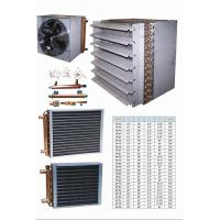 Quality Copper Tube Water To Air Heat Exchanger for Outdoor Wood Furnace for sale
