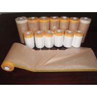 Quality car painting masking paper for sale