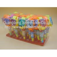 Quality Sweet Colorful Novelty Candy Toys Fruit Flavor Compressed Hard Candies for sale