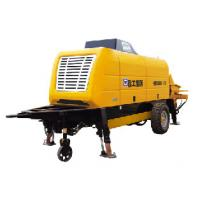 Quality HBDS60×18 Trailer-mounted Concrete Pump for sale