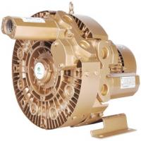 Quality Regenerative 2.2kw Two Stage Vacuum Pump , High Vacuum Air Ring Blower for sale