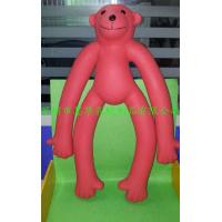 Quality Latex Monkey Pettoy for sale