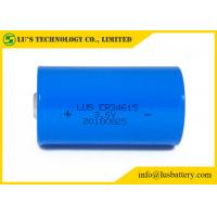 Quality D Size disposable battery ER34615 LiSOCl2 Battery 3.6v lithium battery for sale