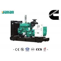Quality Open Type Industrial Cummins Diesel Generator With 200KW / 250KVA Power for sale