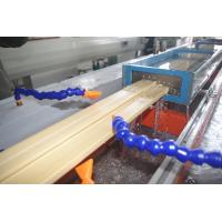 Buy cheap WPC composite profile making machine,wood plastic composite profile from wholesalers