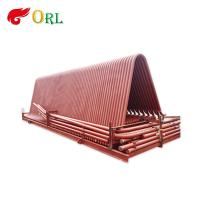 Quality Power Station Gas Boiler Water Wall Panels , Water Wall Construction Panel ORL Power for sale