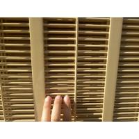 Quality Anti-cutting 358 High Security Fence PVC Coated for Military Base Protection for sale