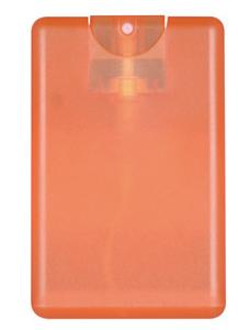 Quality JL-PA107A Square Shape 20ml Pump Mister Sprayer PA104A Travelling Bottle for sale