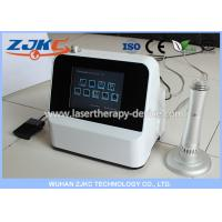 China Back Pain / Plantar Fasciitis Shock Wave Therapy Machine With LCD Display on sale