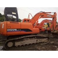 Quality Doosan DH225LC-7 used  excavator for sale for sale