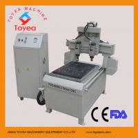 Small double heads 6090 Wood cnc router TYE-6090-2