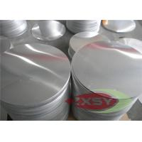 Buy 1050A 1200-H12 1200-O Quarter Hard Aluminium Circle Plates 300mm For Pots at wholesale prices