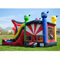 Quality Huge Interesting Giant Inflatable Outdoor Games Customized Design for sale