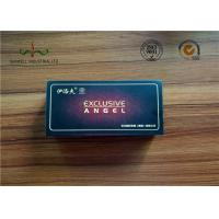 Quality Matte Lamination Dampproof Recycled Paper Gift Boxes / Cosmetic Packaging Boxes for sale