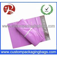 China Self Sealing Poly Mailing Bags For Clothes on sale