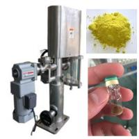 China 0.1g 0.5g 10g Manual Small Powder Filling Machine Semi Automatic Powder Packaging machine on sale
