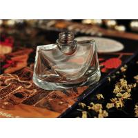 Quality Elegant Coloured Glass Perfume Bottles Empty 35ml With Eco Friendly for sale