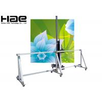 China Inkjet Type Wall Mural Printing Machine For Shop Decoration , High Resolution on sale