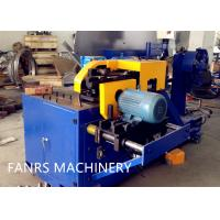 Quality CE Spiral Tube Forming Machine / Round Duct Elbow Making Machine for sale