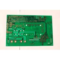Quality 7 Layer FR4 / Aluminum Multilayer Green Heavy Copper PCB Immersion Gold for sale