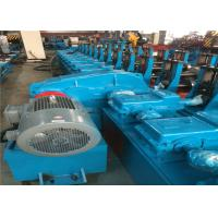 Quality Mild Steel Sheet CNC Roll Forming Machine380V 50HZ Passive Decoiler Hydraulic Oil for sale