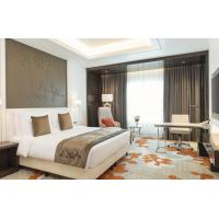 Quality King Size Upscale Modern Hotel Bedroom Furniture Custom Business Executive Suites for sale