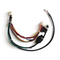 Quality PVC Insulation Auto Stereo Wiring Harness Customized Copper Conductor for sale
