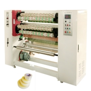 Quality BOPP Scotch Tape 1500kg Jumbo Roll Slitter Rewinder Machine for sale