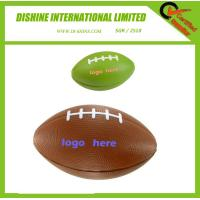 Quality Football shaped stress reliever for sale
