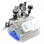 Quality 5-1 Ultrasonic Liposuction Cavitation Vacuum Multipolar Microcurrent RF Machine for sale