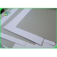 Quality Green And Recyclable FSC Clay Coated Paper , Coated Duplex Paper For Packing for sale