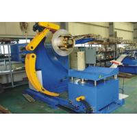 Quality 12 Ton Hydraulic Cutting Z / C Channel Purlin Roll Forming Machine With 17 Forming Station for sale