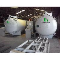 Quality 3CBM high frequency vacuum wood dryer from Duotian for sale