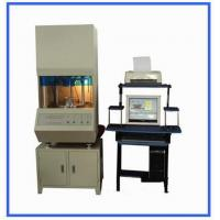 Quality Electronic Mooney Viscometer , Single Phase Rubber Testing Equipment for sale