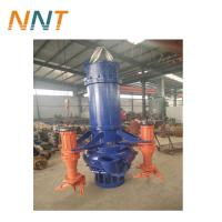 150 HP submersible pumps pond dredging pump submersible slurry pump for sale