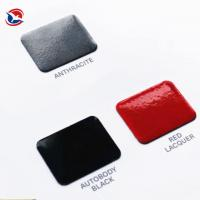 Buy Indoor Ral Color Glossy Thermosetting Super Chrome Powder Coating at wholesale prices