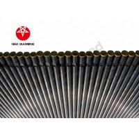 Quality Alloy Steel Dth Drill Pipe , Tapered Drill Rod For Rock Drilling Tool for sale