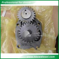 Quality Cummins 6BT5.9 Oil Pump 3918212  For Dongfeng Truck for sale