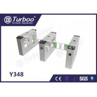 Buy Swing Barrier Gate / Access Control Turnstile Gate High Brightness Indicator at wholesale prices