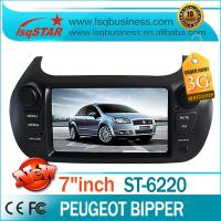 Quality Smart TV / Navigation / IPOD Peugeot DVD GPS For Peugeot Bipper  ST-6220 for sale
