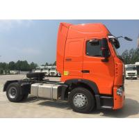 Quality SINOTRUK HOWO A7 Tractor Truck For Towing All Kinds Semi Trailer for sale